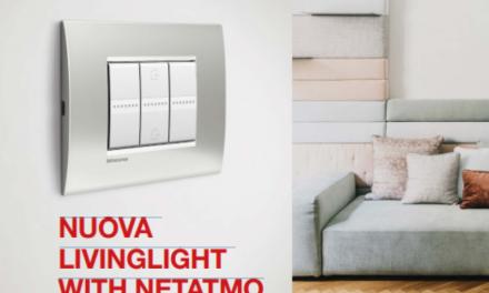 NUOVA LIVINGLIGHT WITH NETATMO